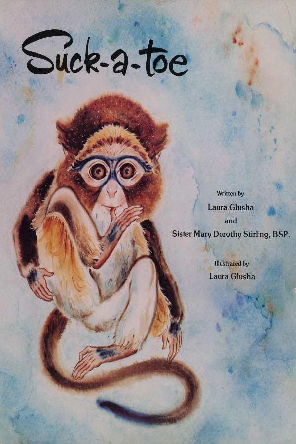 Book Cover: Suck-a-Toe