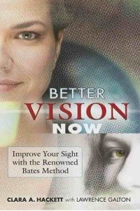 Book Cover: Better Vision Now